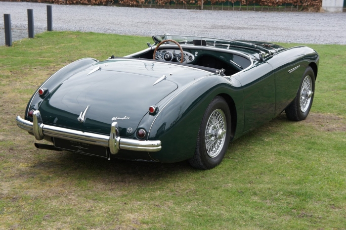 '55 Austin Healey  100/4BN1 – fully restored