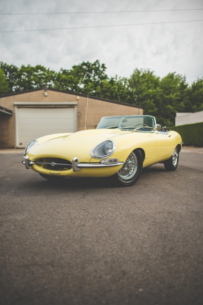 '67 Jaguar E-type 4.2 Series I