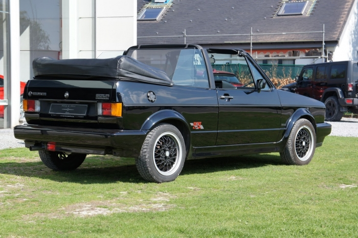SOLD '91 Volkswagen Golf 1 Cabriolet