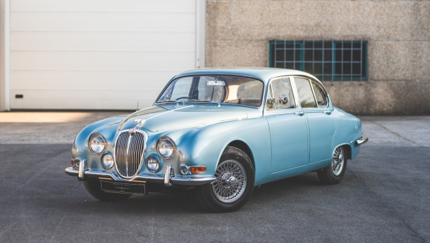 '65 Jaguar 3.8 S-Type